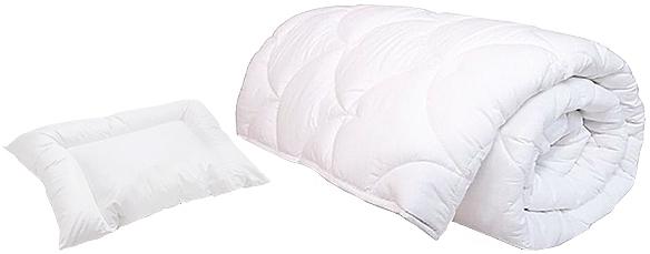 Комплект Тедди - детское одеяло и подушка