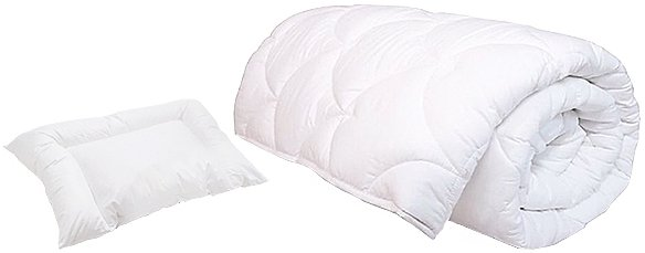 Комплект PUPPY / ПАППИ - детское одеяло и подушка
