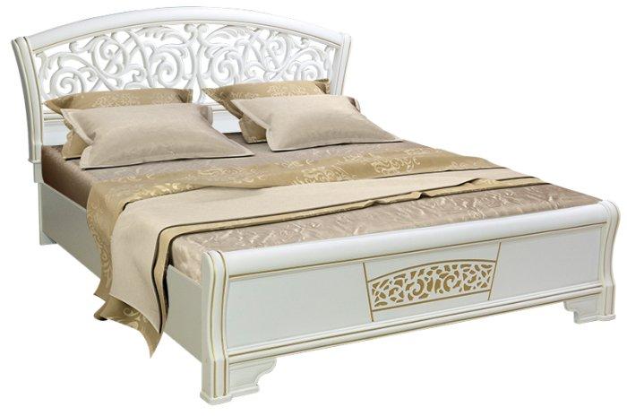 Кровать Світ Меблів POLINA NEW / ПОЛИНА НОВАЯ - 160х200 см