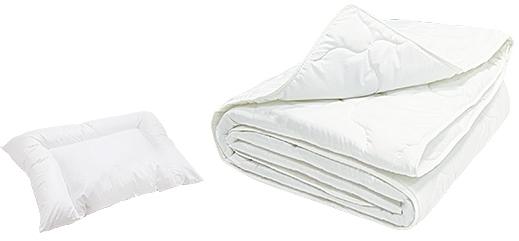 Комплект FOXY / ФОКСИ - детское одеяло и подушка